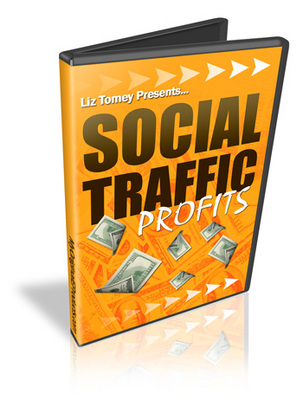 Product picture New! Social Traffic Profits + Master Resale Rights